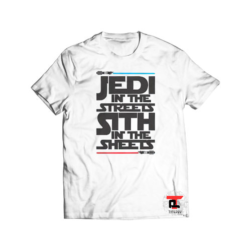Jedi in the Streets Shirt