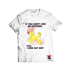 1 800 Eat Shit Troll Doll Viral Fashion T-Shirt