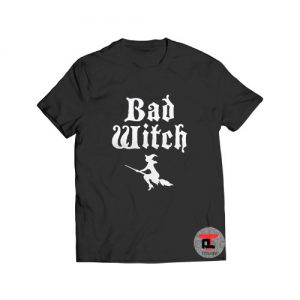 Bad Witch Viral Fashion T Shirt