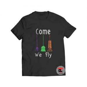 Come We Fly Viral Fashion T Shirt