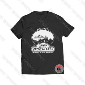 Camp Crystal Lake Est 1935 Viral Fashion T Shirt