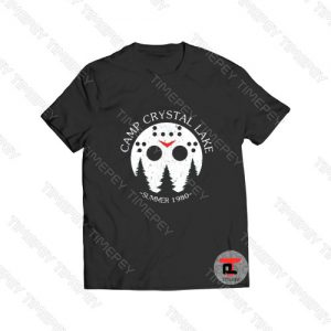 Camp Crystal Lake Summer 1980 Viral Fashion T Shirt
