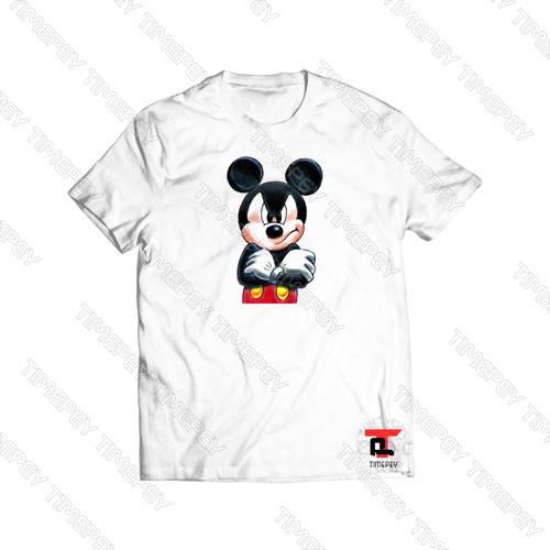 Angry Mickey Mouse