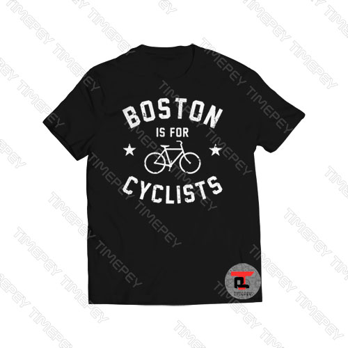Boston Is For Cyclists