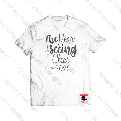 The Year Of Seeing Clear 2020