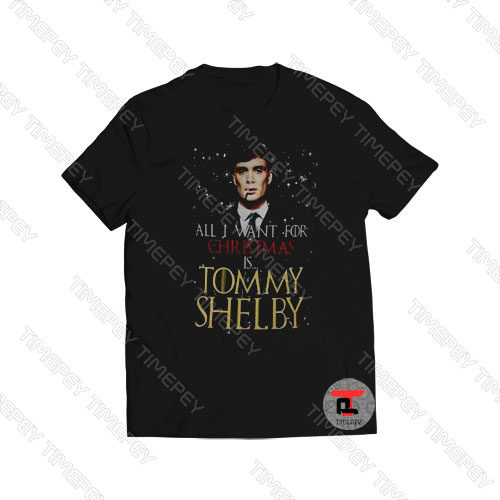 All I want for Christmas is Tommy Shelby