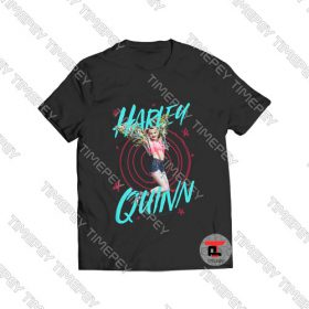 Birds Of Prey Harley Quinn Viral Fashion T Shirt