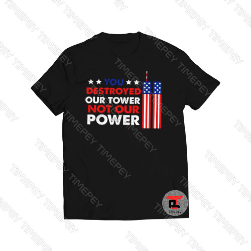 You Destroyed Our Tower Not Our Power