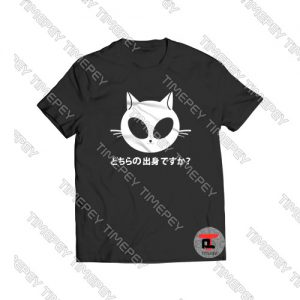 Alien kitty Viral Fashion T Shirt