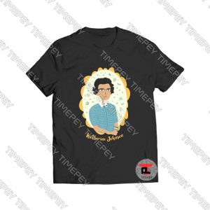 Katherine Johnson Viral Fashion T Shirt