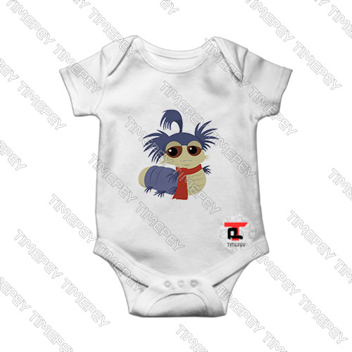 Allo!-The-Worm---Labyrinth-Baby-Onesie