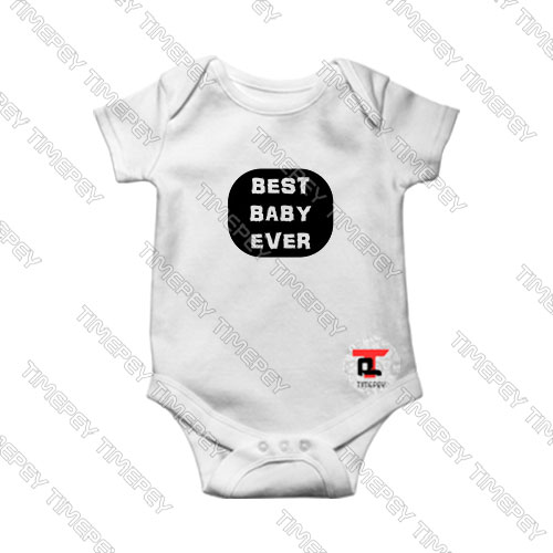 Best-Baby-Ever-Baby-Onesie