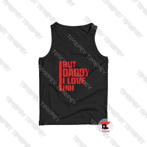 But-Daddy-I-Love-Him-Red-Logo-Tank-Top
