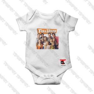 Full-house-case-Baby-Onesie