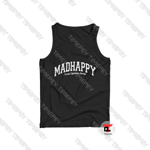 Madhappy Local Optimist Group Tank Top