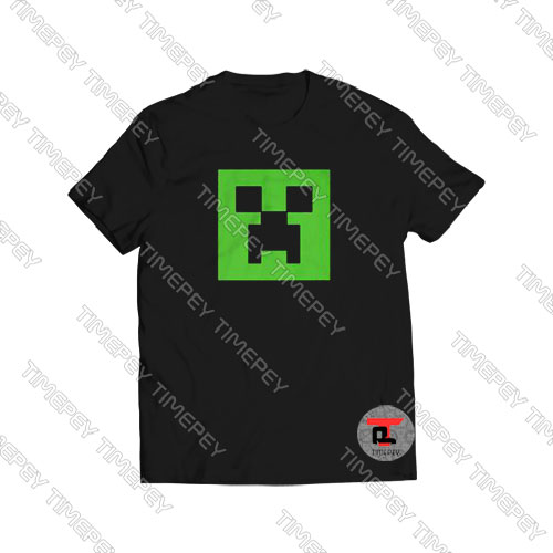Minecraft-Creeper-Logo-Shirt