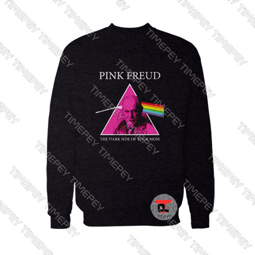 Pink-Freud-Sweatshirt