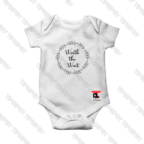 Worth-The-Wait-Baby-Onesie