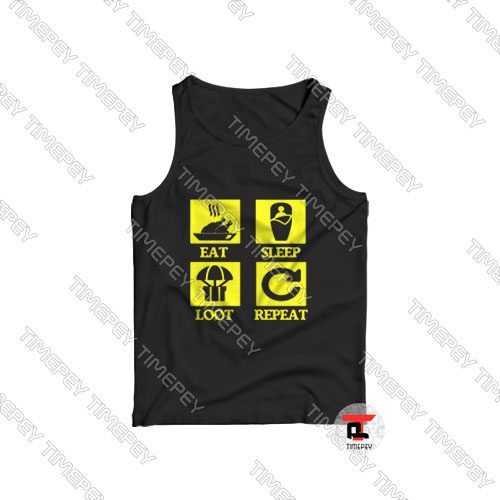 Battlegrounds Air Drop Tank Top