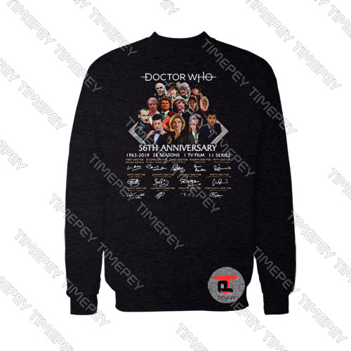 Doctor Who Anniversary Sweatshirt