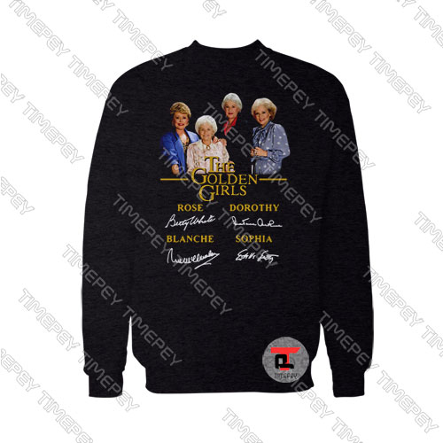 Golden Girls Signature Sweatshirt