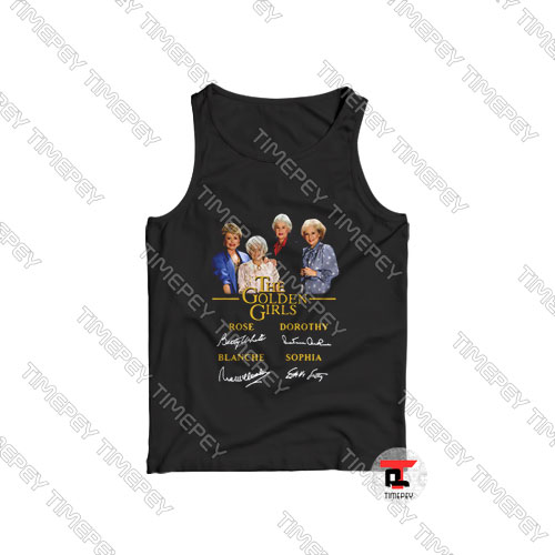 Golden Girls Signature Tank Top