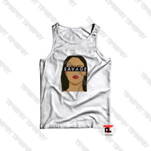 Rihanna Savage Tank Top