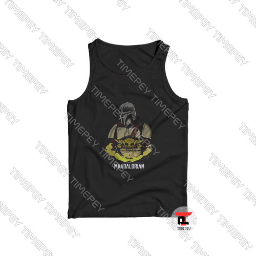Star Wars The Mandalorian Tank Top