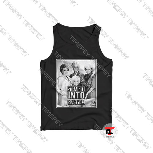 Straight Into Shady Pines Tank Top