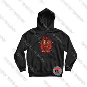 Avatar Fire Nation Hoodie