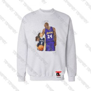 Kobe Bryant and Gigi Bryant NBA Sweatshirt