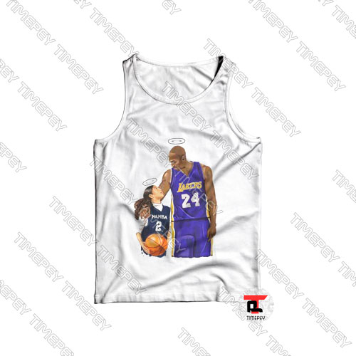 Kobe Bryant and Gigi Bryant NBA Tank Top