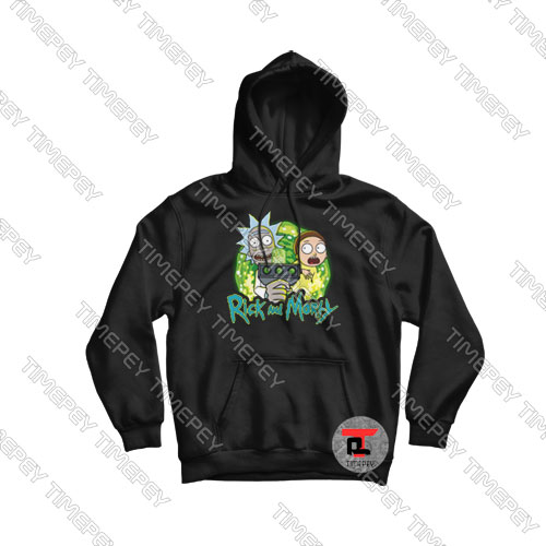 Rick and Morty Season 4 Hoodie