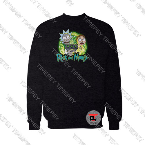 Rick and Morty Season 4 Sweatshirt