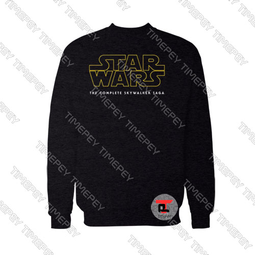 Star Wars Logo Complete Skywalker Saga Sweatshirt