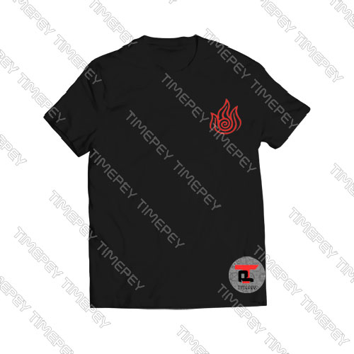 The Last Airbender Fire T-Shirt