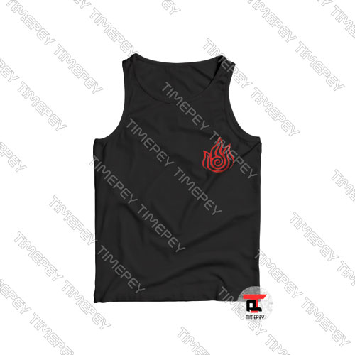 The Last Airbender Fire Tank Top