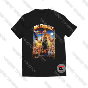Big-Trouble-In-Little-China-T-Shirt-For-Men-and-Women-S-3XL
