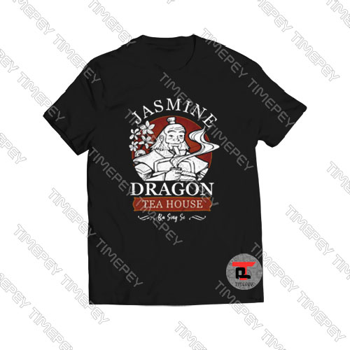 Jasmine-Dragon-Tea-House-T-Shirt-For-Men-and-Women-S-3XL