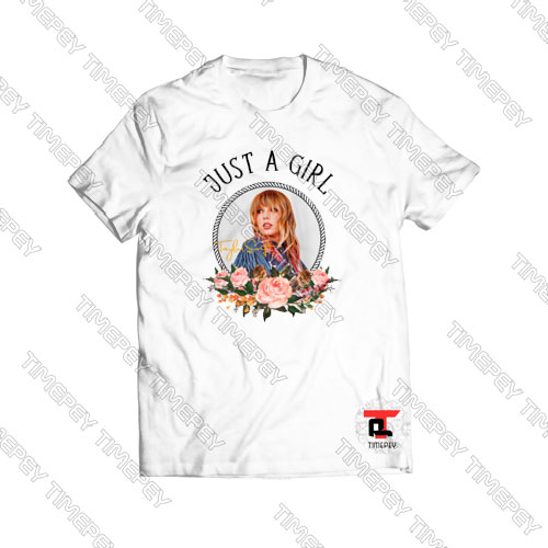 Just-A-Girl-Taylor-Swift-T-Shirt-For-Women-and-Men-S-3XL