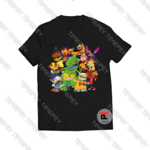 Nickelodeon-Complete-T-Shirt-For-Men-and-Women-S-3XL