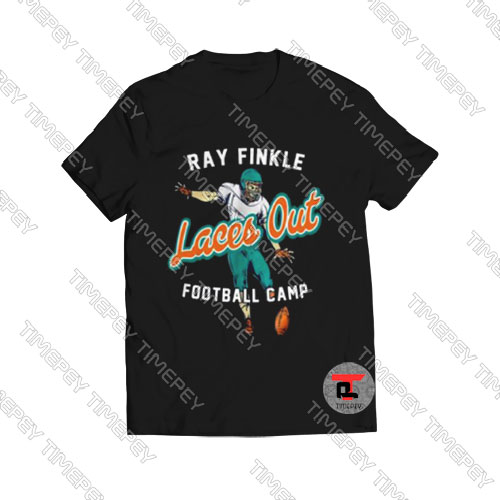 Ray-Finkle-Laces-Out-Football-Camp-T-Shirt-For-Men-and-Women-S-3XL