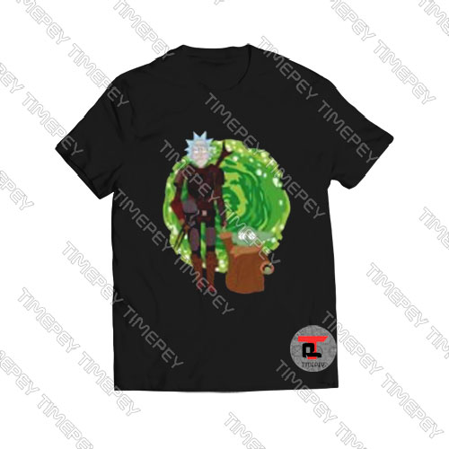 Rick-and-Morty-Baby-Yoda-T-Shirt-Women-and--Men-S-3XL