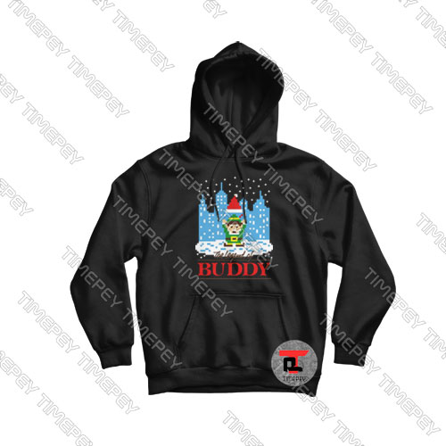 The-Legend-Of-Buddy-Hoodie-Unisex-Adult-S-3XL