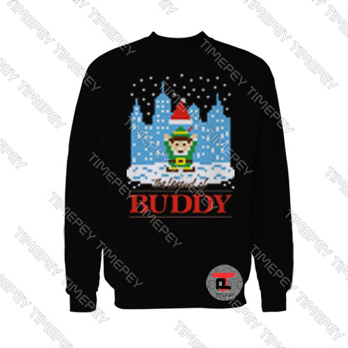 The-Legend-Of-Buddy-Sweatshirt-Unisex-Adult-S-3XL