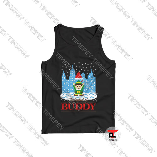 The-Legend-Of-Buddy-Tank-Top-Women-and-Men-S-3XL