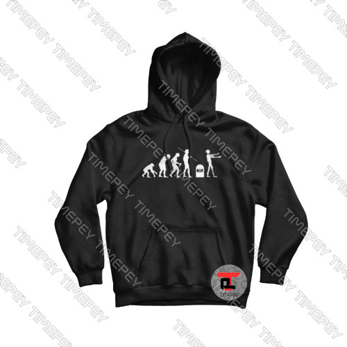 Zombie-Evolution-Hoodie-Unisex-Adult-Size-S-3XL