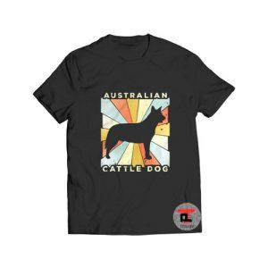 Australian Cattle Dog T Shirt For Men And Women S-3XL