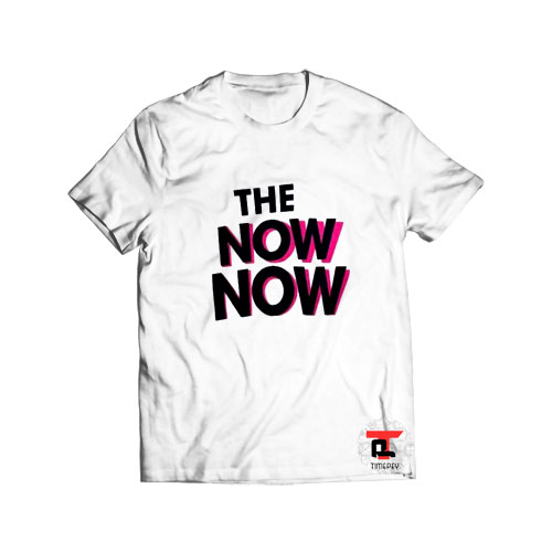 Gorillaz The Now Now T Shirt Gorillaz Album S-3XL