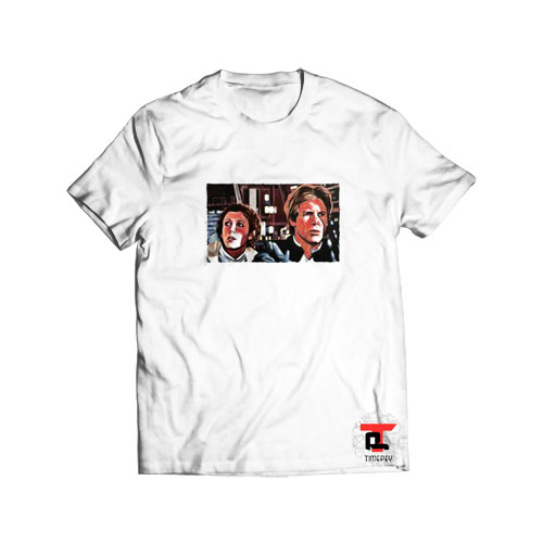 The Princess and The Smuggler T Shirt For Men And Women S-3XL